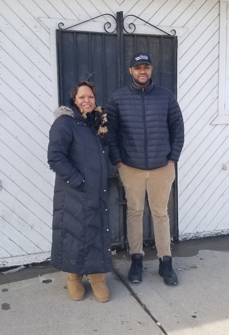 Sonya Greene and Raphael Wright want to open a bodega that will offer fresh produce, prepared foods and staple items in an underdeveloped neighborhood.