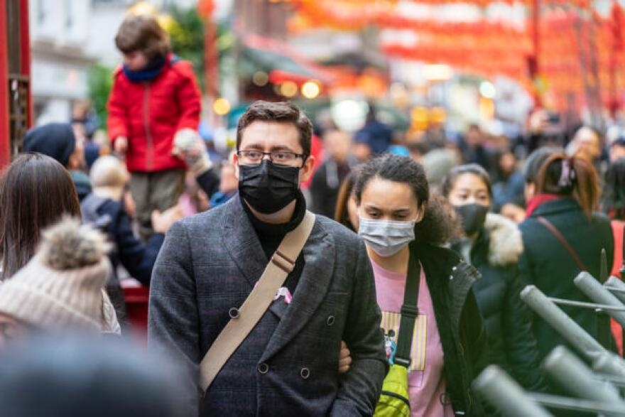 Health officials warn facemasks won't help those who are healthy from contracting COVID19. Rather, those with symptoms should wear them, to prevent the spread of disease.