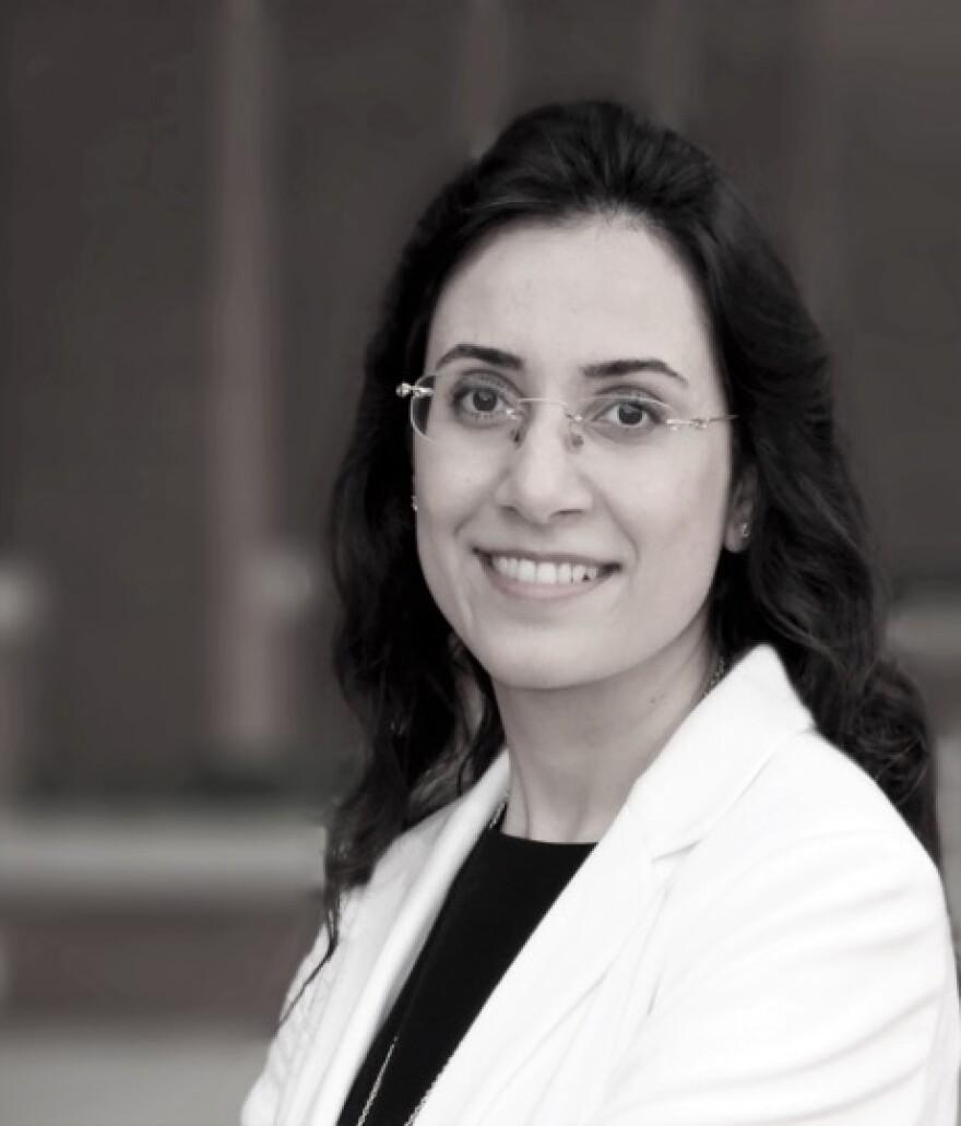 photo of Dr. Sara Bayramzadeh