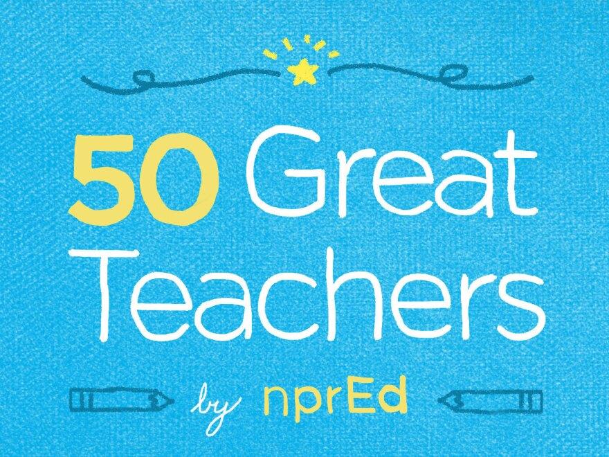 50 Great Teachers
