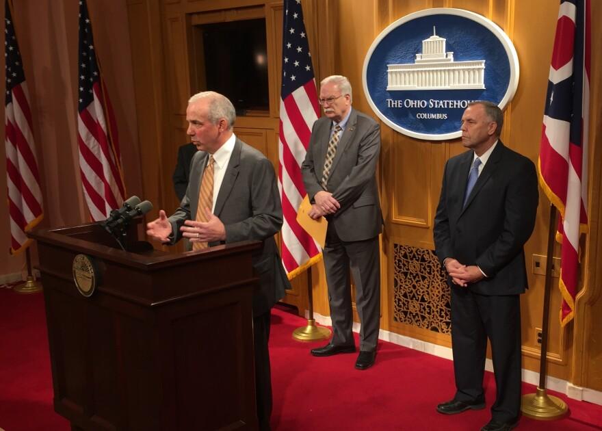 photo of Sen. Matt Huffman