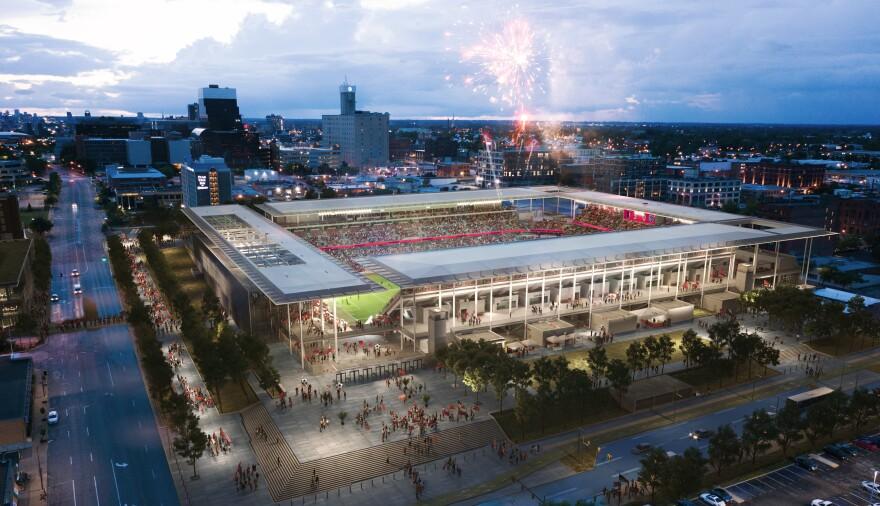 MLS rendering