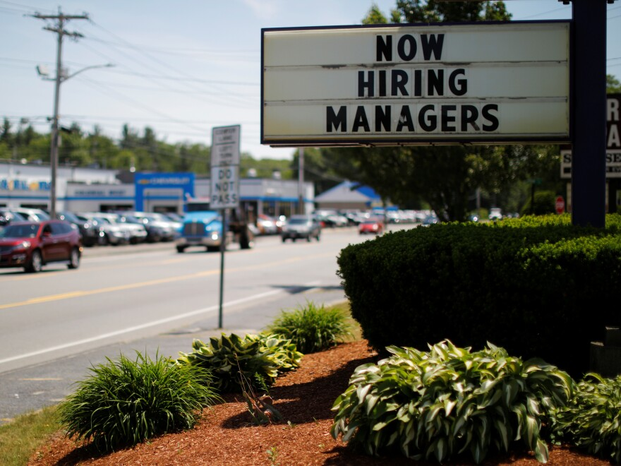 Employers continued to add jobs in February and the unemployment rate remained near historic lows.