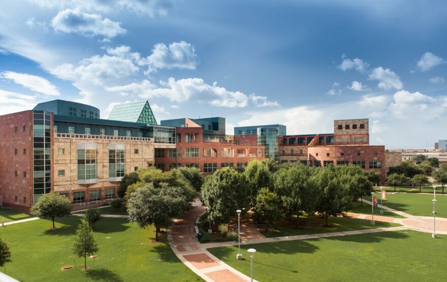 UTSA's downtown campus