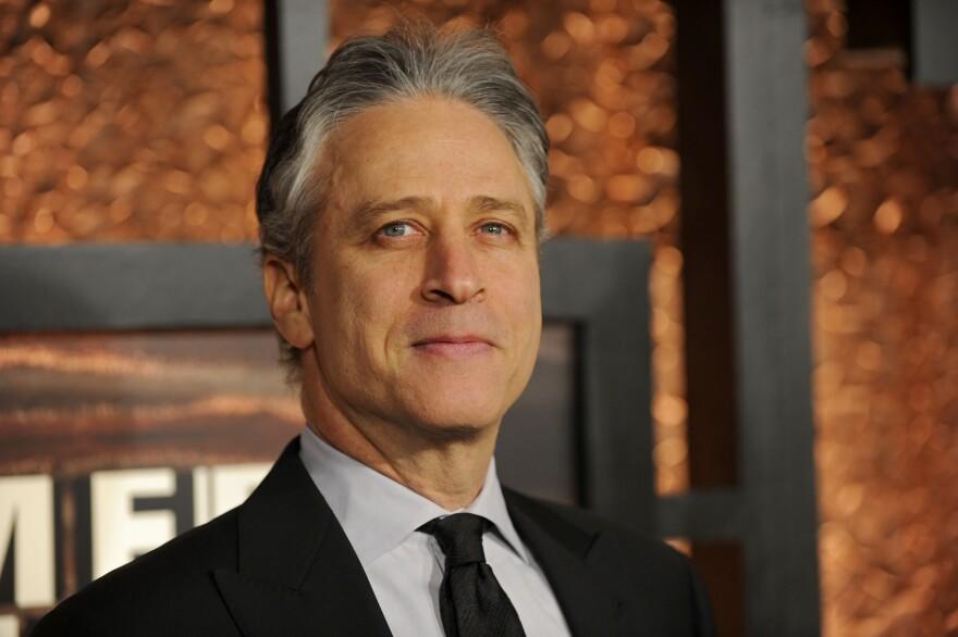 Jon Stewart in March of 2011 in New York City.