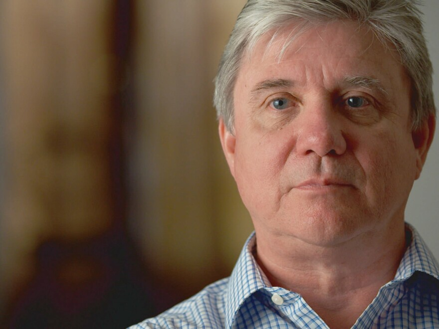 Mike Rinder, a former Church of Scientology spokesman, says his family cut off all communication with him after he decided to leave the church.