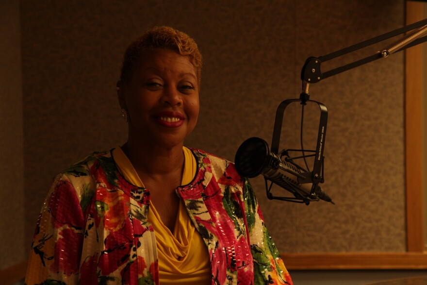 Kimberly Barrett is the vice president of multicultural affairs and community engagement at Wright State University.