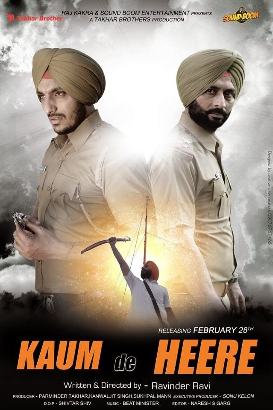 <em>Kuam De Heere, </em>or <em>Diamonds of the Community</em>, depicts the assassination of Indira Gandhi and focuses on the personal lives of her killers. Critics say it glorifies them. The film has been screened in the U.S., the U.K. and Australia, but its release has been blocked in India.