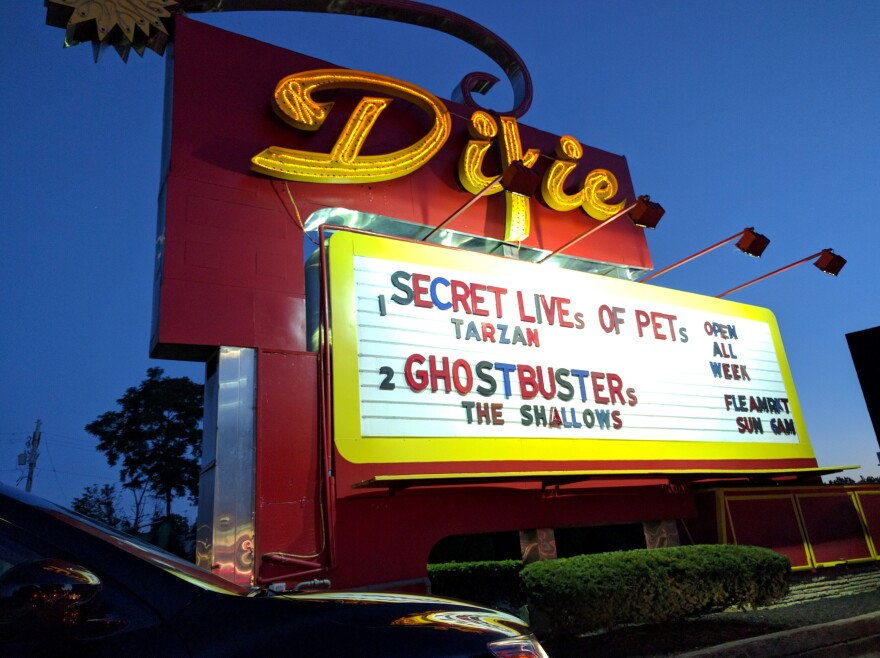 The Dixie Twin Drive-In has become a popular spot for Dayton movie-goers during the pandemic. The drive-in has started hosting a lot of community events, too.