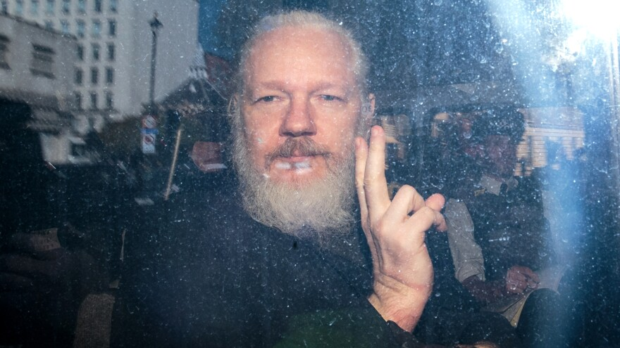The WikiLeaks founder, who had lived in the Ecuadorian Embassy in London since 2012, delayed justice, the judge said.