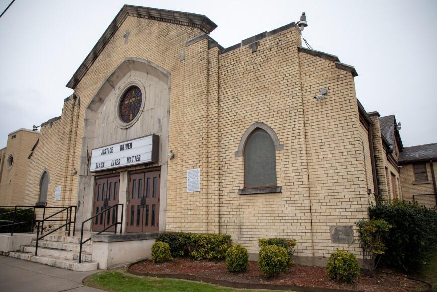 St Luke Community United Methodist Church