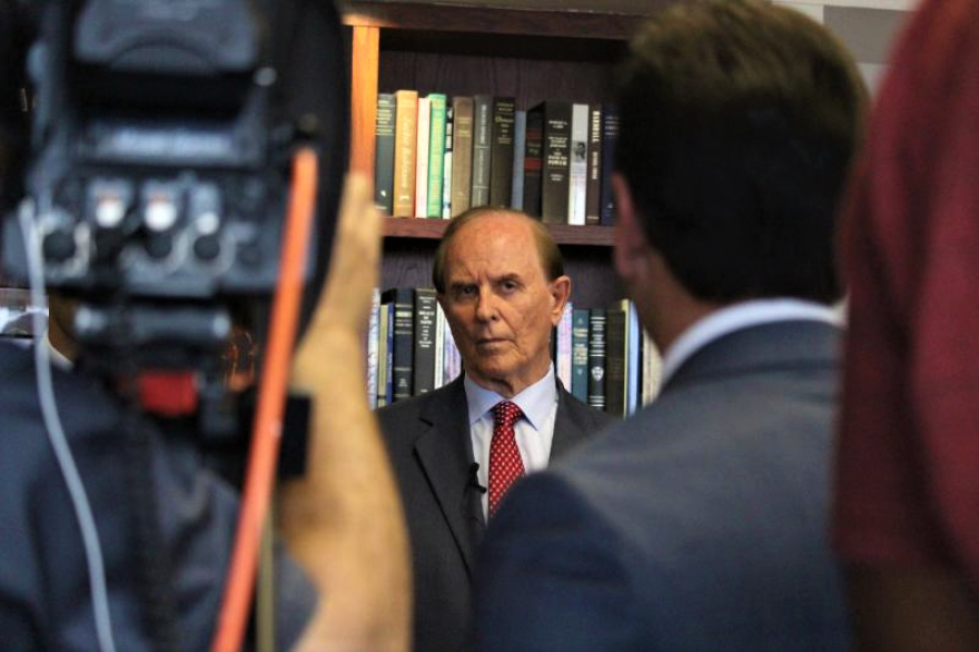 Bexar County Judge Nelson Wolff may extend a county-wide hold on eviction through the end of May.