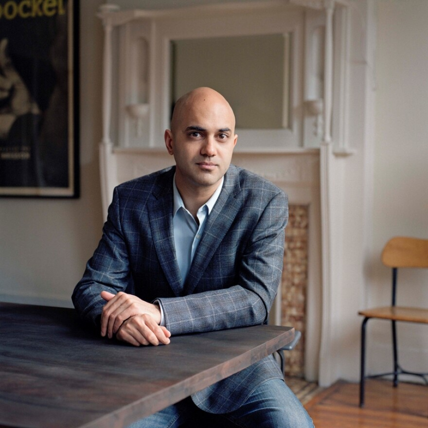 "Ayad Akhtar was relatively unknown until the 2012 publication of his novel, ""American Dervish,"" a coming-of-age story set in a Pakistani household in Milwaukee."