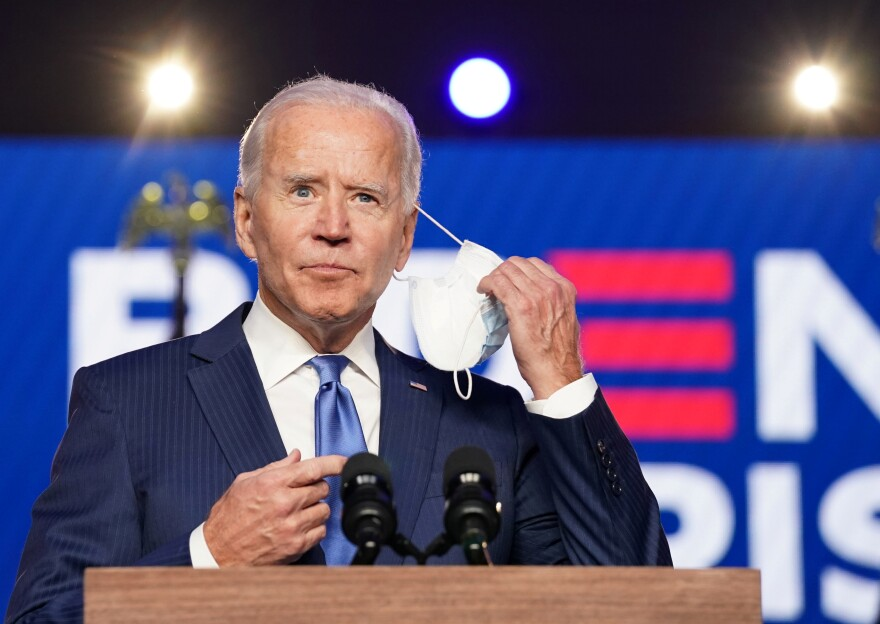 San Antonio reacts to Biden-Harris victory