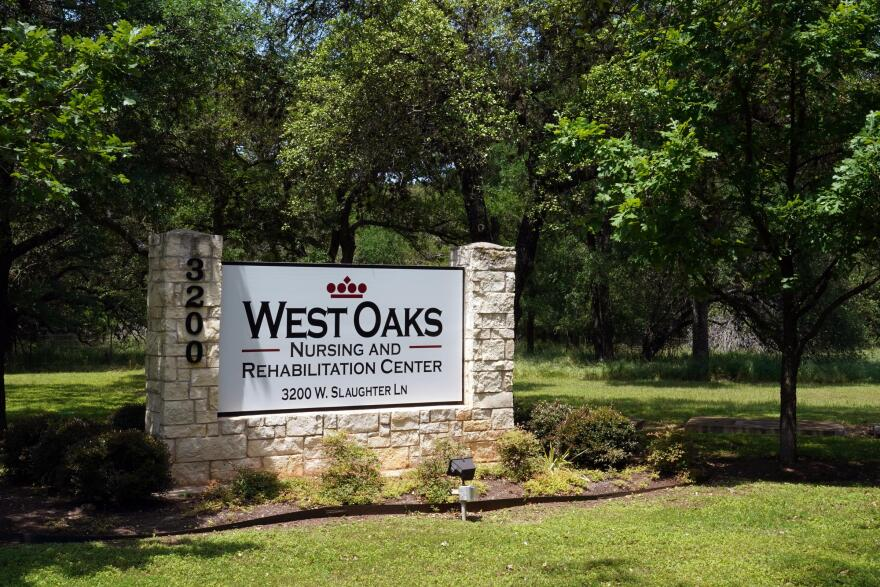 West Oaks Nursing and Rehabilitation Center has the most COVID-19-related deaths in Austin, according to nursing home data from the Centers for Medicare and Medicaid Services.