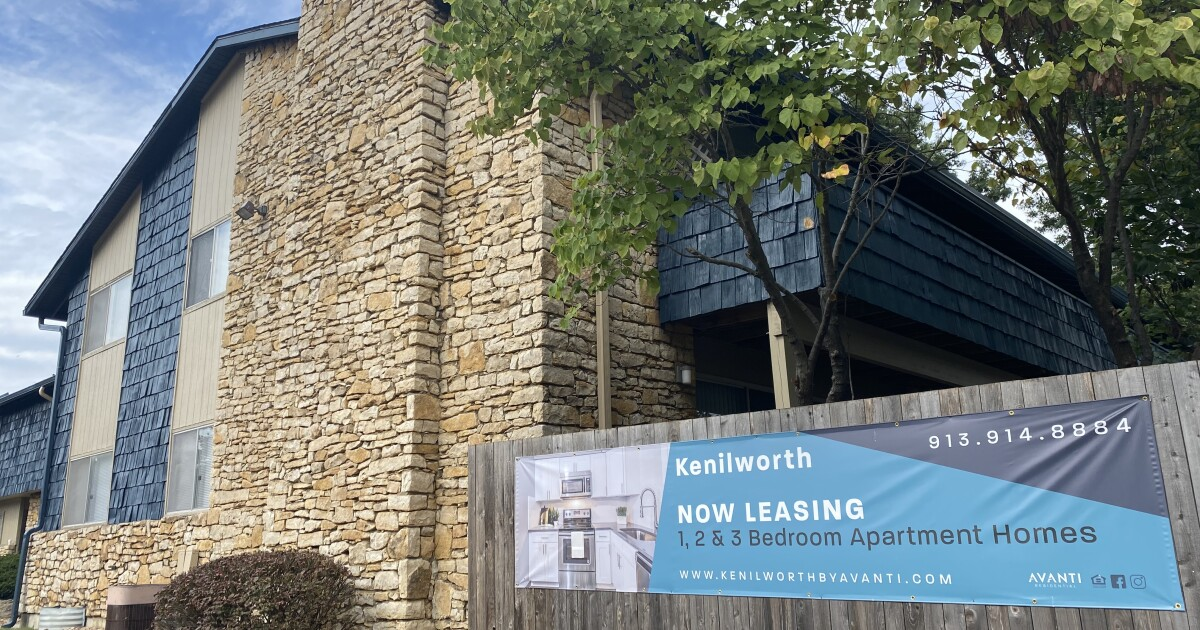 A Prairie Village apartment is kicking out elderly renters. Experts say that happens across Kansas City