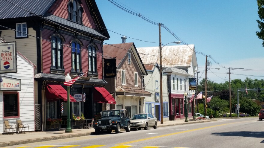 Like many small towns, Bridgton, Maine, had few resources for people seeking treatment for opioid abuse.