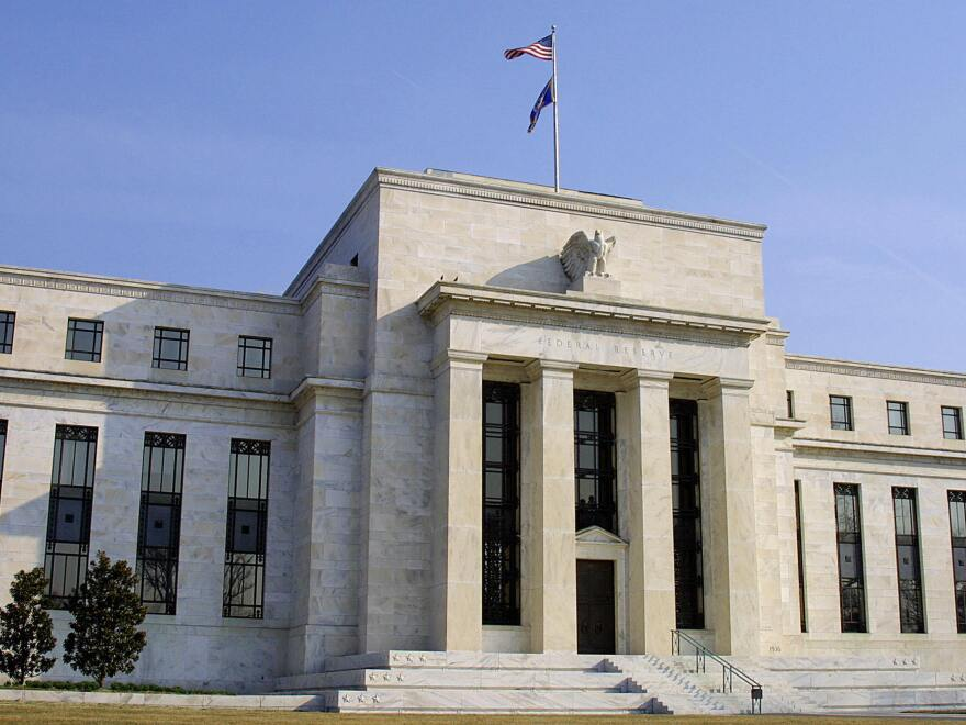 The Federal Reserve's headquarters in Washington, D.C. What goes on inside there is of intense interest to investors.