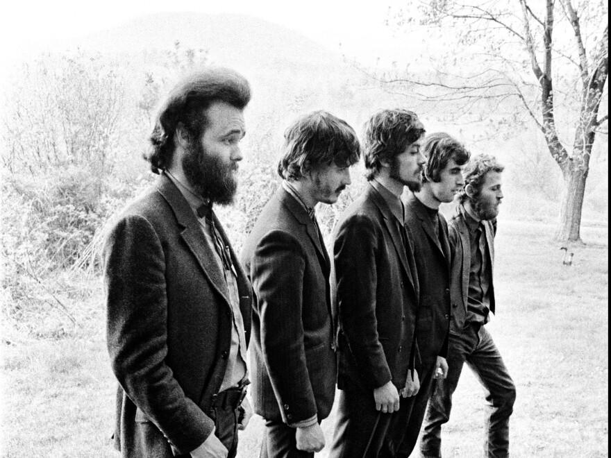 The Band. Woodstock, NY, '68