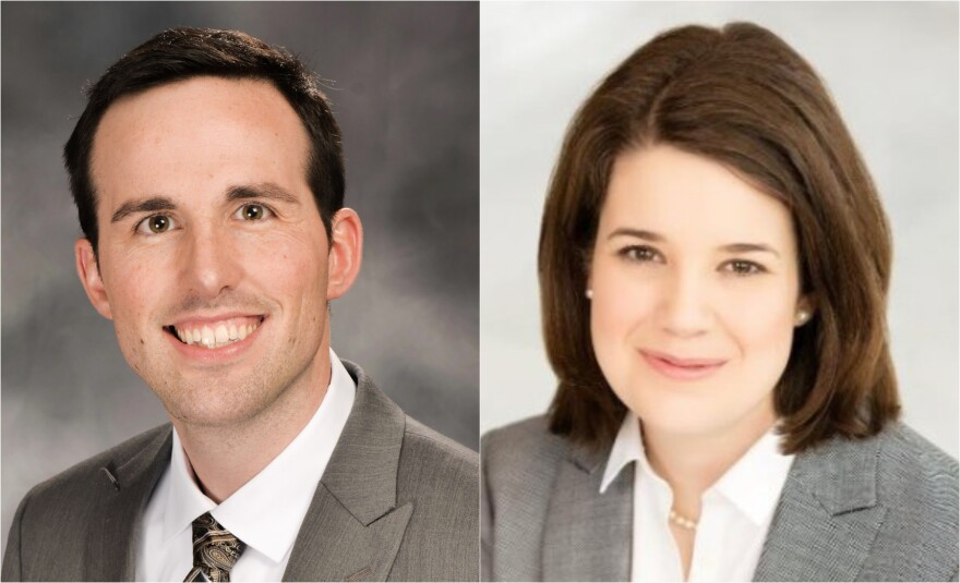Incumbent Democrat Mike Revis is being challenged by Republican Mary Elizabeth Coleman to represent Missouri's 97th House District. Voter's decision in the Nov. 6 election will test the strength of the so-called blue wave.