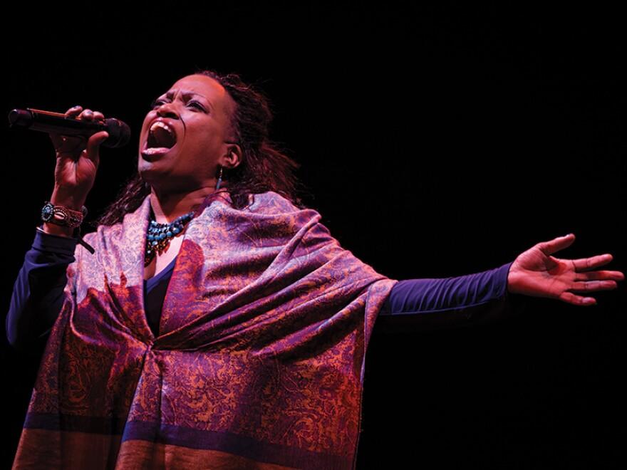 American gospel singer Theresa Thomason returns to the celebration this year.