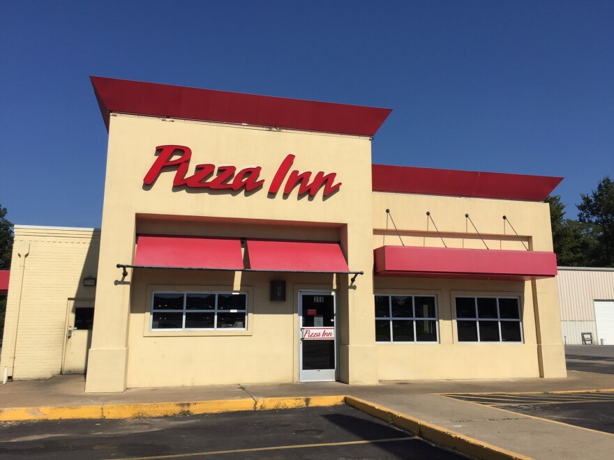 Pizza Inn on Southwest Drive