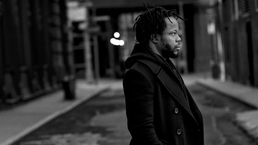 The artist Ambrose Akinmusire will release <em>on the tender spot of every calloused moment</em> on Blue Note this June 5.
