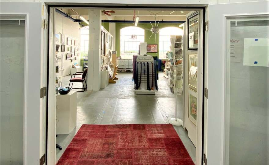 The ARTery Gallery at Front Street