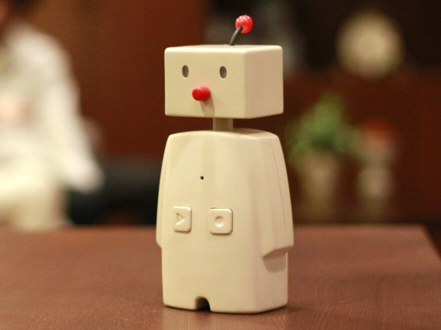 BOCCO the robot.