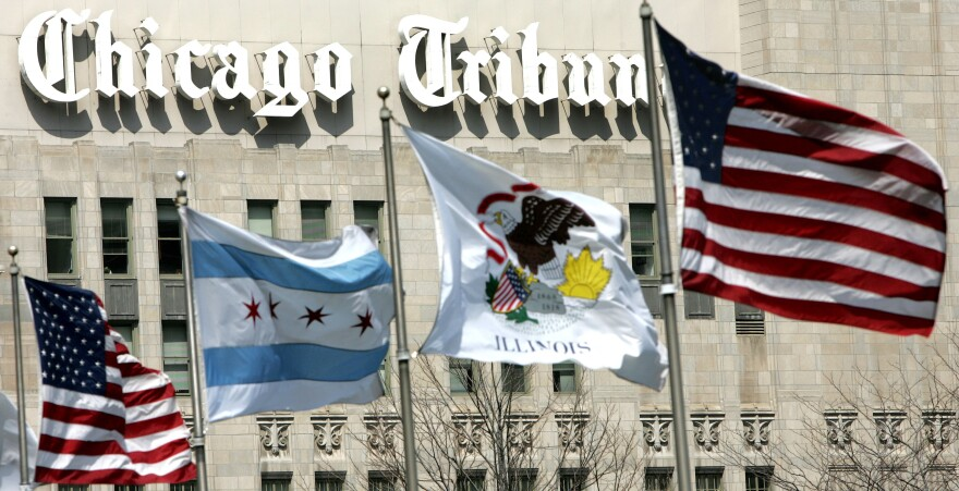 Newspapers acknowledged publishing dozens of items in print or online from outsourcing firm Journatic that appeared under fake bylines. The <em>Chicago Tribune</em>, for example, said the matter is under investigation. But the newspaper's corporate parent, the Tribune Co., is a new investor in Journatic.