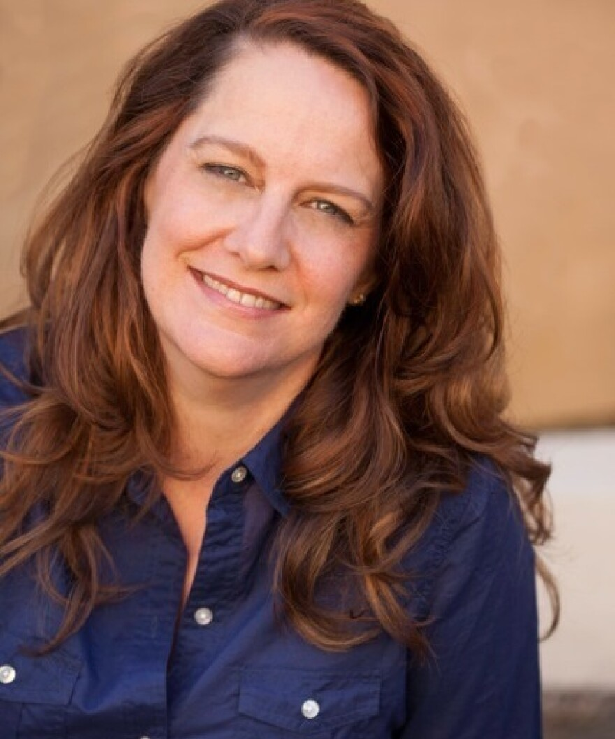 Kelly Carlin also wrote and performed a one-woman show called <em>A Carlin Home Companion</em>.