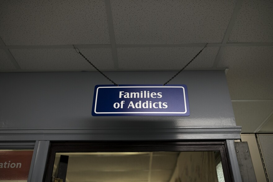 The group Families of Addicts or FOA holds weekly support meetings across the Dayton area.