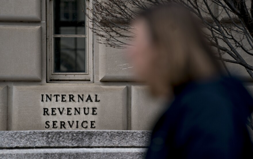 The IRS has recalled tens of thousands of furloughed workers to process tax refunds despite the government shutdown.