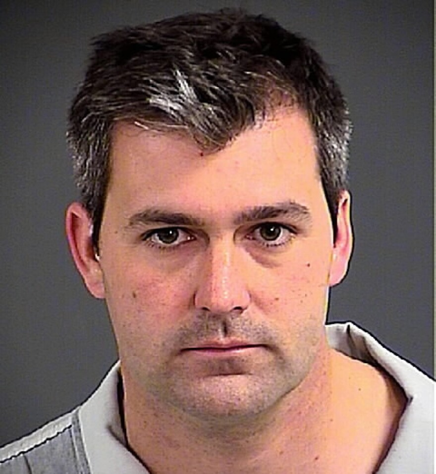 Michael Slager, a North Charleston, S.C., police officer, has been charged with murder in the killing of a black man who was running away from him.