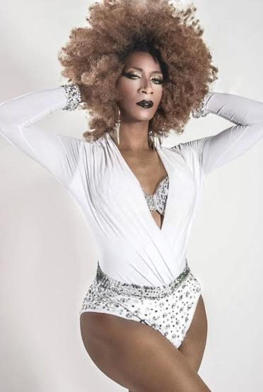 Eric Williams aka Nadya Nice, Miss Gay Ohio, 2015