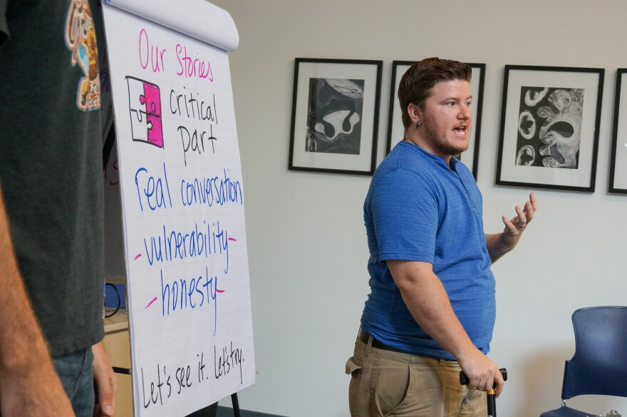The Leadership LAB of the Los Angeles LGBT Center trains people in canvassing techniques aimed at reducing prejudice.