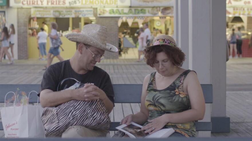 <em></em>Scott Levin and Dina Buno are the subjects of the documentary <em>Dina</em>.
