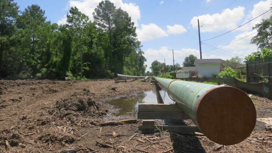 The Crosstex NGL Pipeline is just one such project in the country that has forced long, unwanted legal battles between oil companies and landowners.