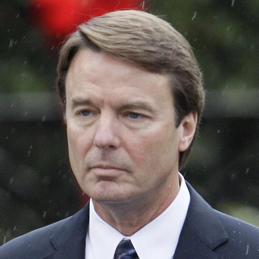 John Edwards (Dec. 11, 2010 file photo).
