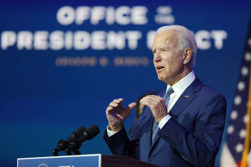 President-elect Joe Biden's plan to lower the eligibility age for Medicare is popular among voters but is expected to face strong opposition on Capitol Hill.