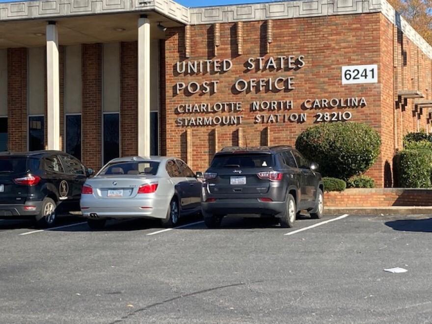 US Post Office - Starmount