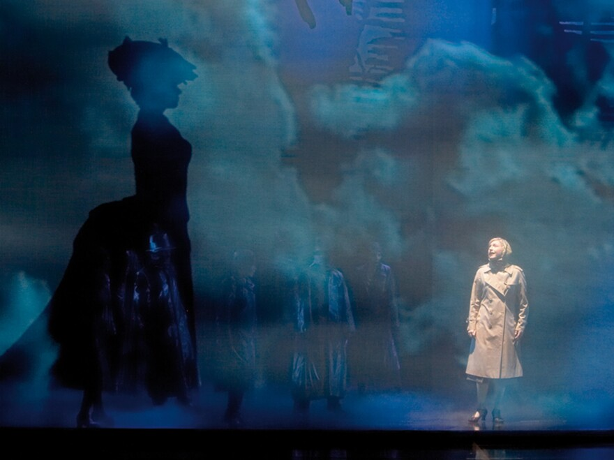 The Vienna production opened in 2006.