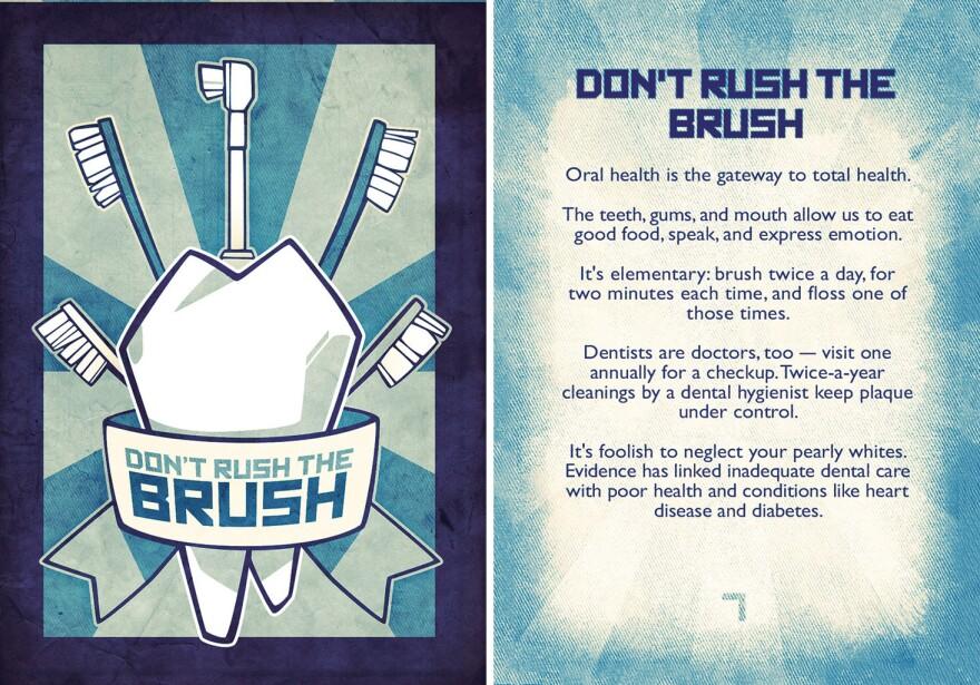 Don't Rush The Brush