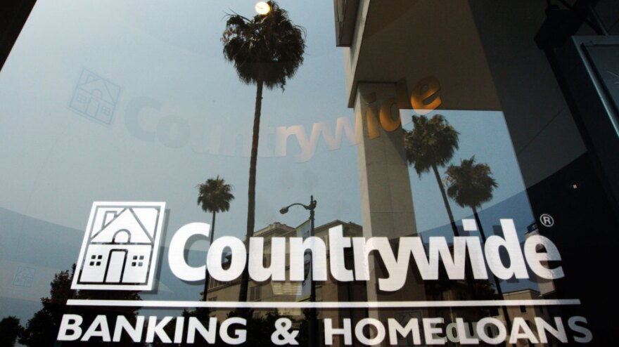 The Countrywide logo.