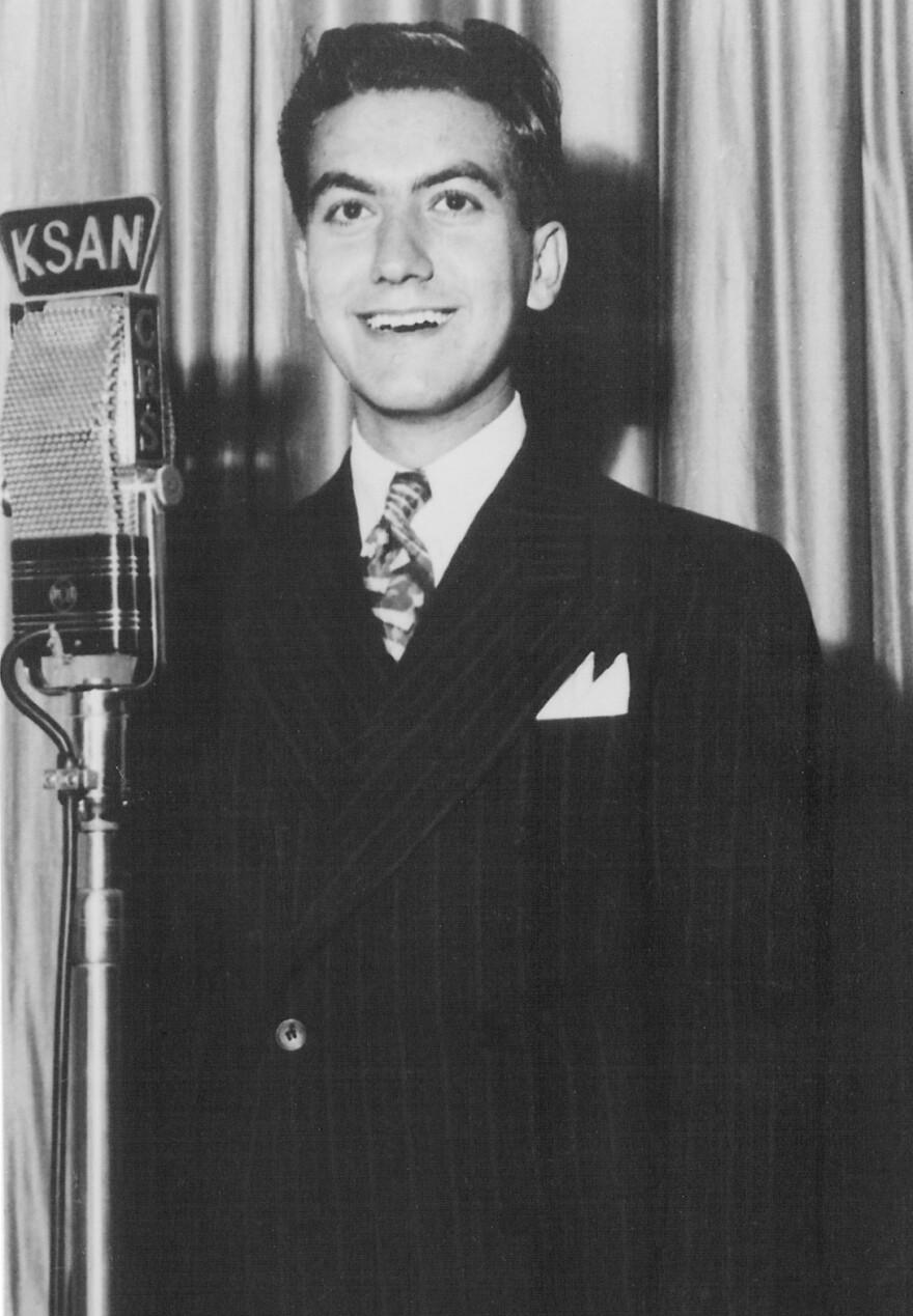 Laboe got his first radio gig in 1943 at KSAN San Francisco.