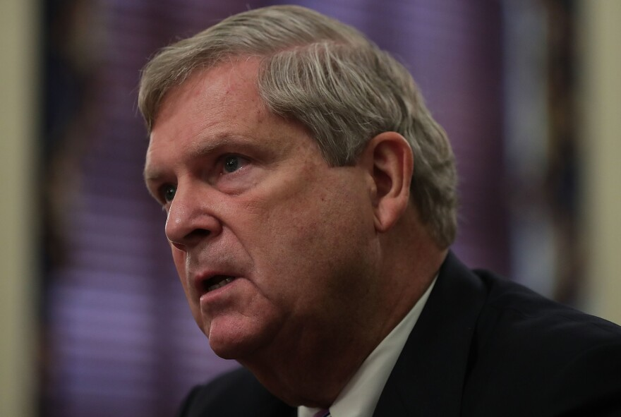 Tom Vilsack served as secretary of agriculture during the Obama administration and has been a trusted adviser to President-elect Joe Biden.