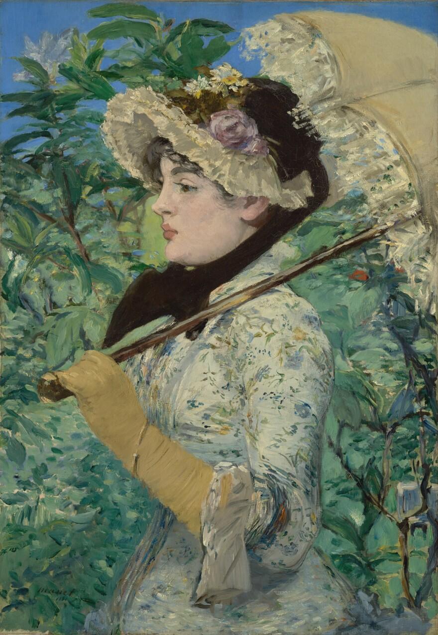 <em>Jeanne (Spring),</em> 1881