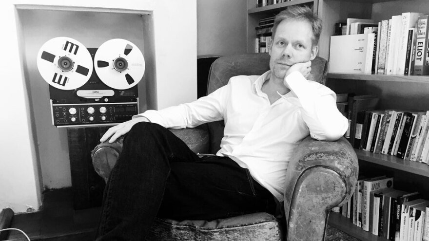 Max Richter brings a diverse playlist with him for an NPR Music Guest DJ session.