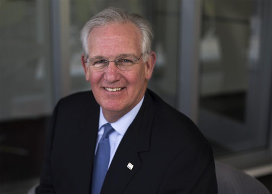 Missouri Gov. Jay Nixon in April 2016.
