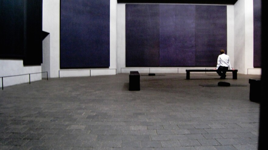 The Rothko Chapel in Houston is widely considered the abstract expressionist's greatest work.